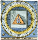 From Albert Poisson Theories Et Symboles De Alchimistes 1891, Alchemical And Hermetic Emblems 2